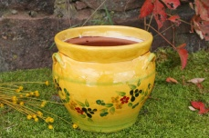 Terre e Provence Flower Pot - Medium