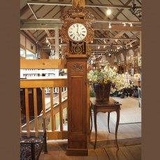 St. Nicolas Clock - antique