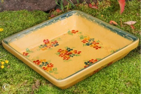 Terre e Provence Square Baking Dish - Medium