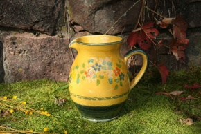 Terre e Provence Round Water Jug