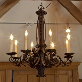 Country french and english antique furniture and accessories french iron chandelier antique aloadofball